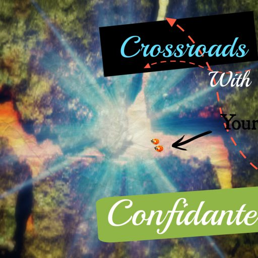 Take the Journey: Do you need a Confidante?